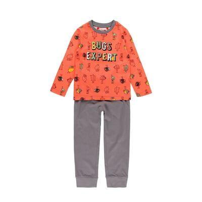 Pijama punto de niño  BOBOLI