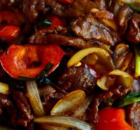 Beef & Blackbean