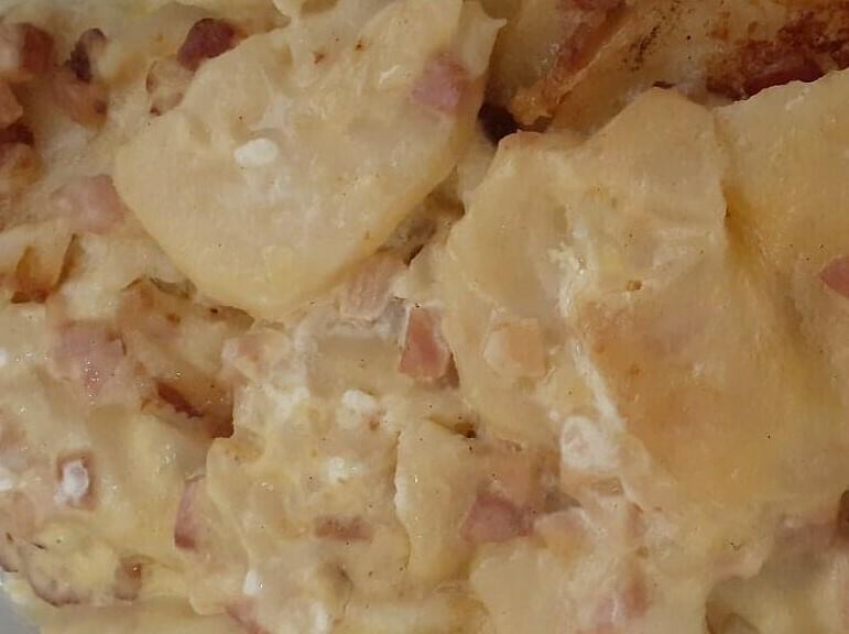 Potato Bake x 4