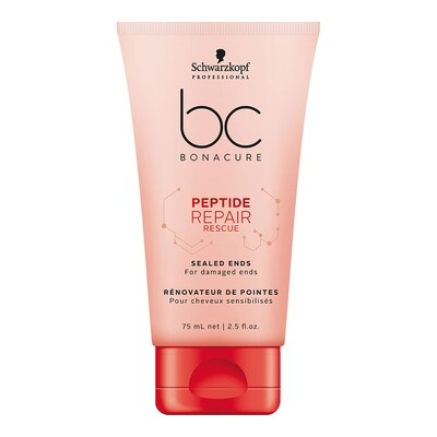 BC Peptide Repair Rescue Sealed Ends