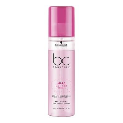 BC pH 4.5 Color Freeze Spray Conditioner