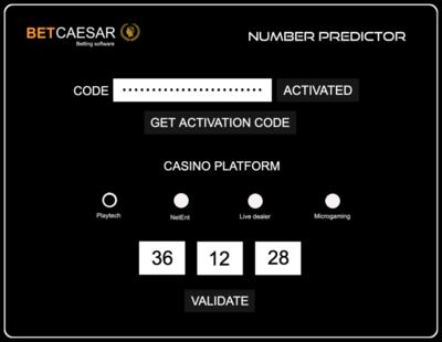 Software V10 + V30 + Live Roulette Method