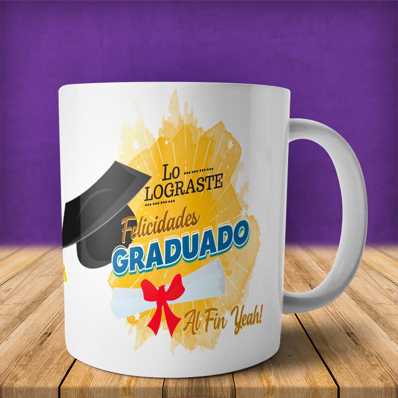 Taza Graduación