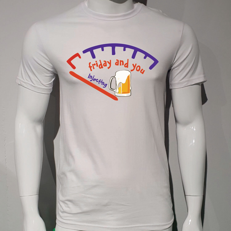 Camiseta friday and you