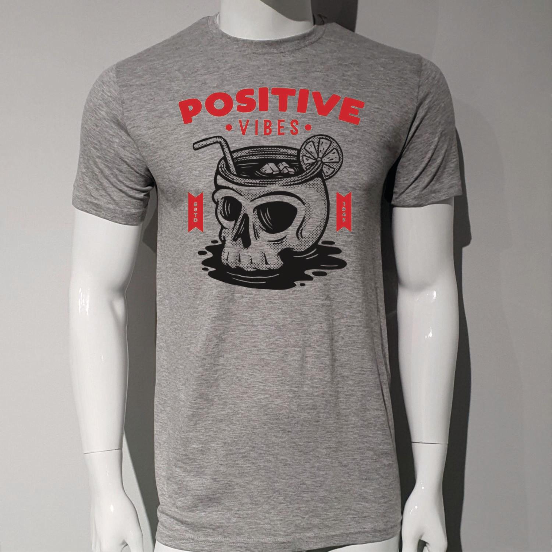 Camiseta POSITIVE