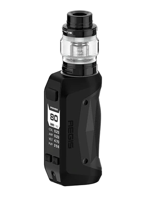 Aegis Mini 80w Kit 2200mah (Black)