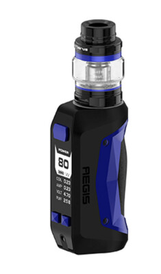 Aegis Mini 80w Kit 2200mah (Blue)