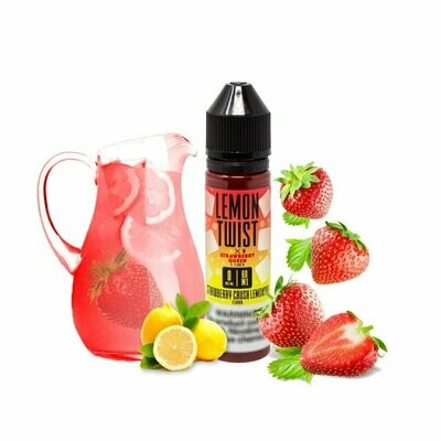 Twist Strawberry Crush Lemonade 6nic