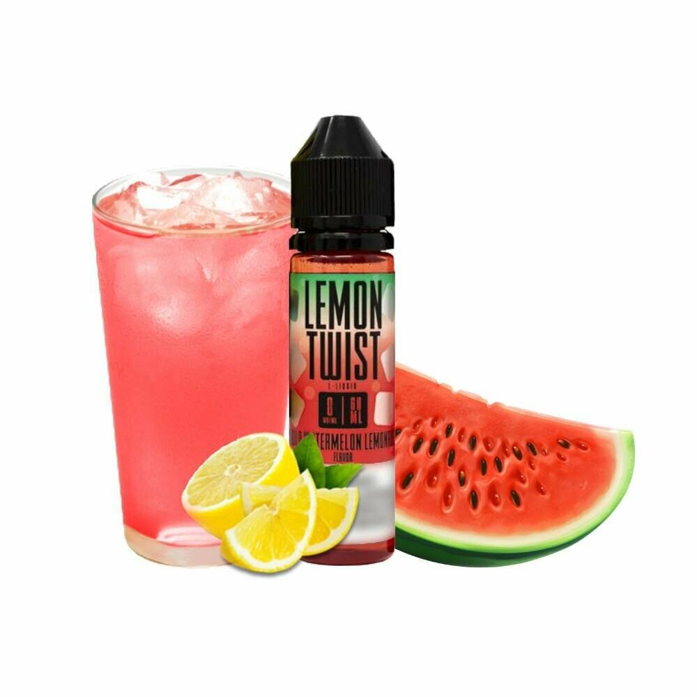 Twist Wild Watermelon Lemonade 3nic