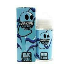 Air Factory Blue Razz 6nic