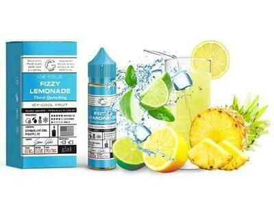 Basix Fizzy Lemonade 3nic
