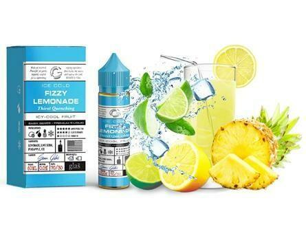 Basix Fizzy Lemonade 0nic