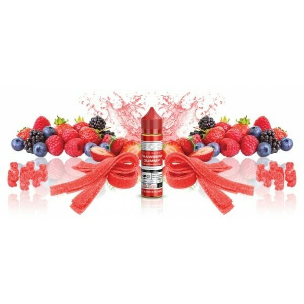Basix Strawberry Blast 3nic