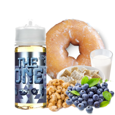 The One Blueberry 0nic