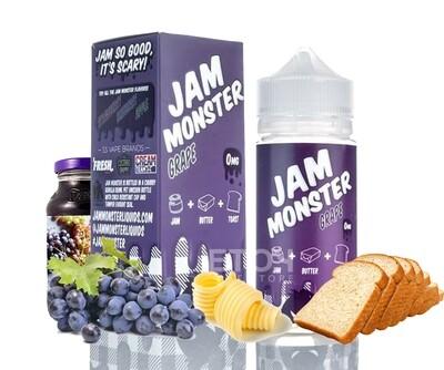 Jam Monster Grape 0nic