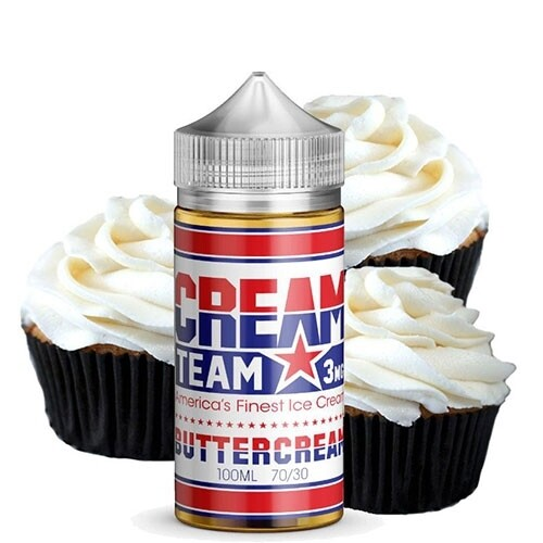Cream Team Buttercream 0nic