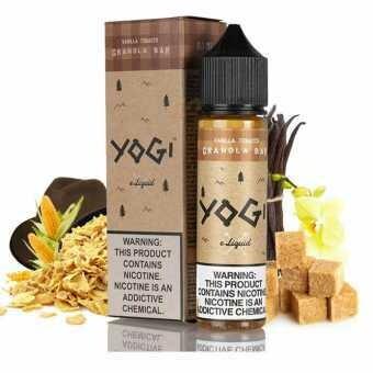 Yogi Vanilla Tobacco 0nic
