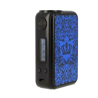 Uwell Crown IV Mod 200w (Blue)