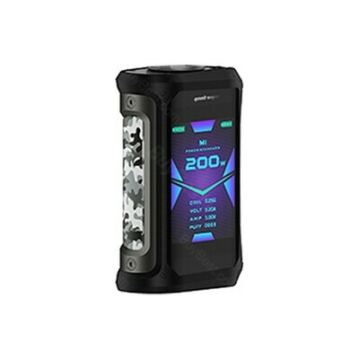Aegis X Mod 200w (Camo/Gmetal)