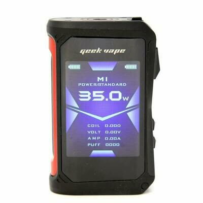 Aegis X Mod 200w (Red/black)