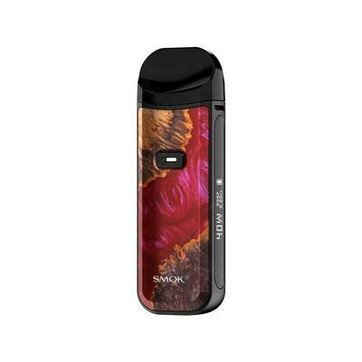 Smok Nord 2 (1500mah) Red Stabwood