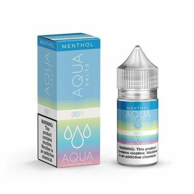 Aqua Salt Drops 50nic