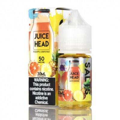 Juice Head Salt Pineapple Grapefruit 50nic