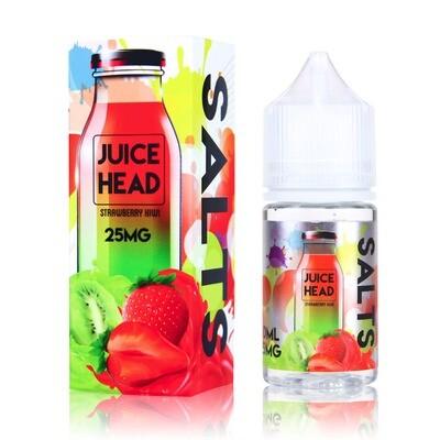 Juice Head Salt Strawberry Kiwi 25nic