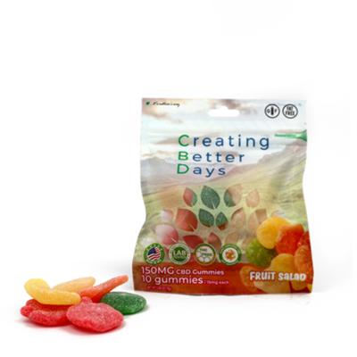 Cbdays Fruit Salad Gummies (10pc)