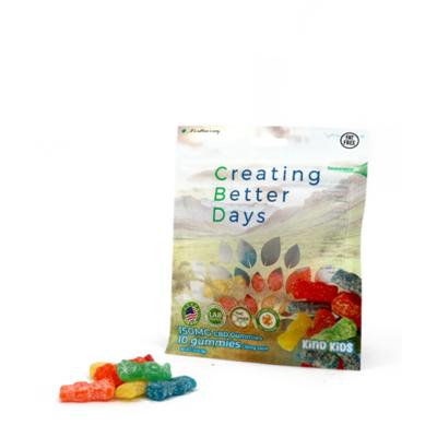 Cbdays Kind Kids Gummies (10pc)