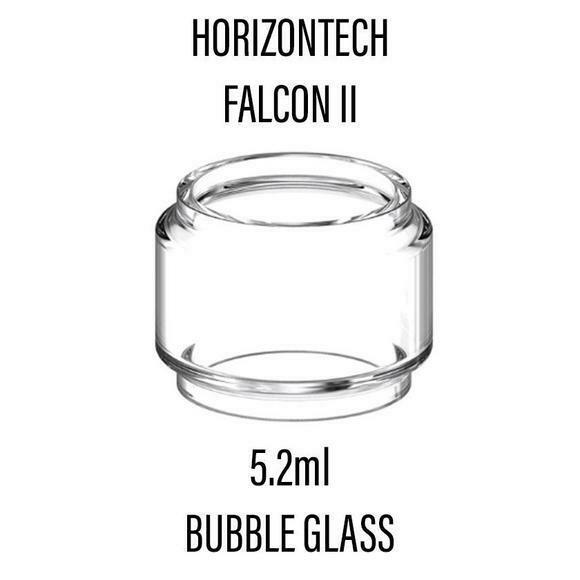Falcon 2 Bubble Glass