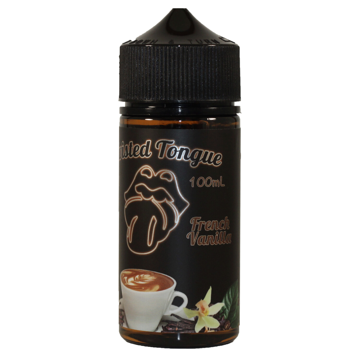 Twisted Tongue French Vanilla 6nic