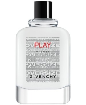 GIVENCHY PLAY EDT INTENSE 150ML