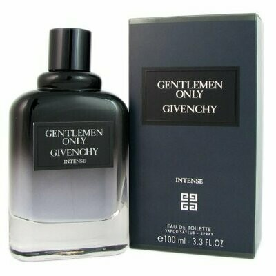 GIVENCHY GENTLEMAN ONLY INTENSE GO INT 100ML ED