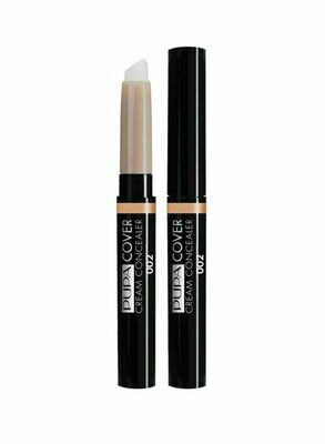 PUPA COVER CREAM CONCEALER - NO. 2 BEIGE