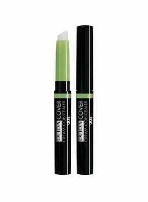 PUPA COVER CREAM CONCEALER - NO. 5 GREEN