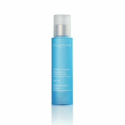 CLARINS HYDRA CARE MULTI CLIMATES HYDRAQUENCH LOTION SPF15 (