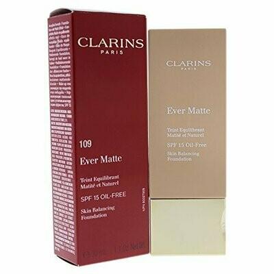 CLARINS EVER MATTE FOUNDATION 109