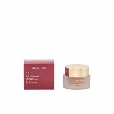 CLARINS EXTRA COMFORT FOUNDATION 30ML 113