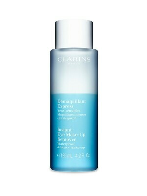 CLARINS EYE CONTOUR TREATMENT INSTANT MU REMOVER 125ML