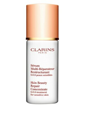 CLARINS GENTLE TREATMENT SKIN BEAUTY REPAIR CONCENTRATE 15 M