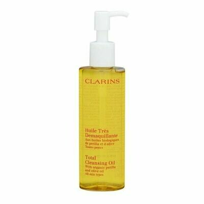 CLARINS TOTAL CLEANSING OIL 150 ML