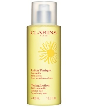 CLARINS LOTION TONING NORMAL DRY 400 ML