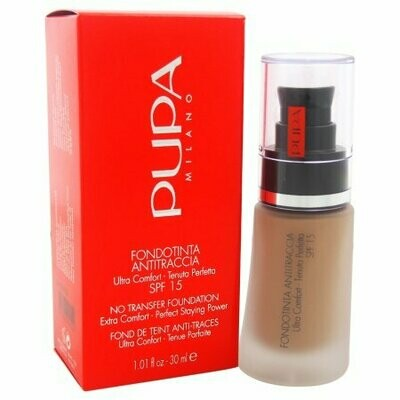 PUPA NEW NO TRANSFER FOUNDATION 3