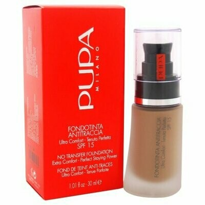 PUPA NEW NO TRANSFER FOUNDATION 4