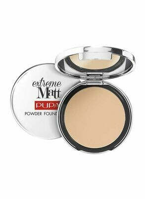 PUPA EXTREME MATT - POWDER FOUNDATION NO. 2 DARK IVORY