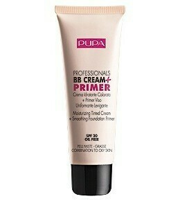 PUPA PROFESSIONALS BB CREAM - PRIMER MOISTURIZING NO. 2 DARK