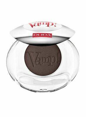PUPA VAMP! COMPACT EYESHADOW NO. 105 CHOCOLATE - MATT