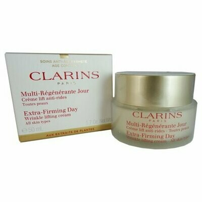 CLARINS MULTI-ACTIVE MULTI ACTIVE DAY ALL SKIN TYPES