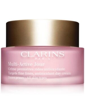 CLARINS MULTI-ACTIVE DAY ALL SKIN TYPE POT 50ML